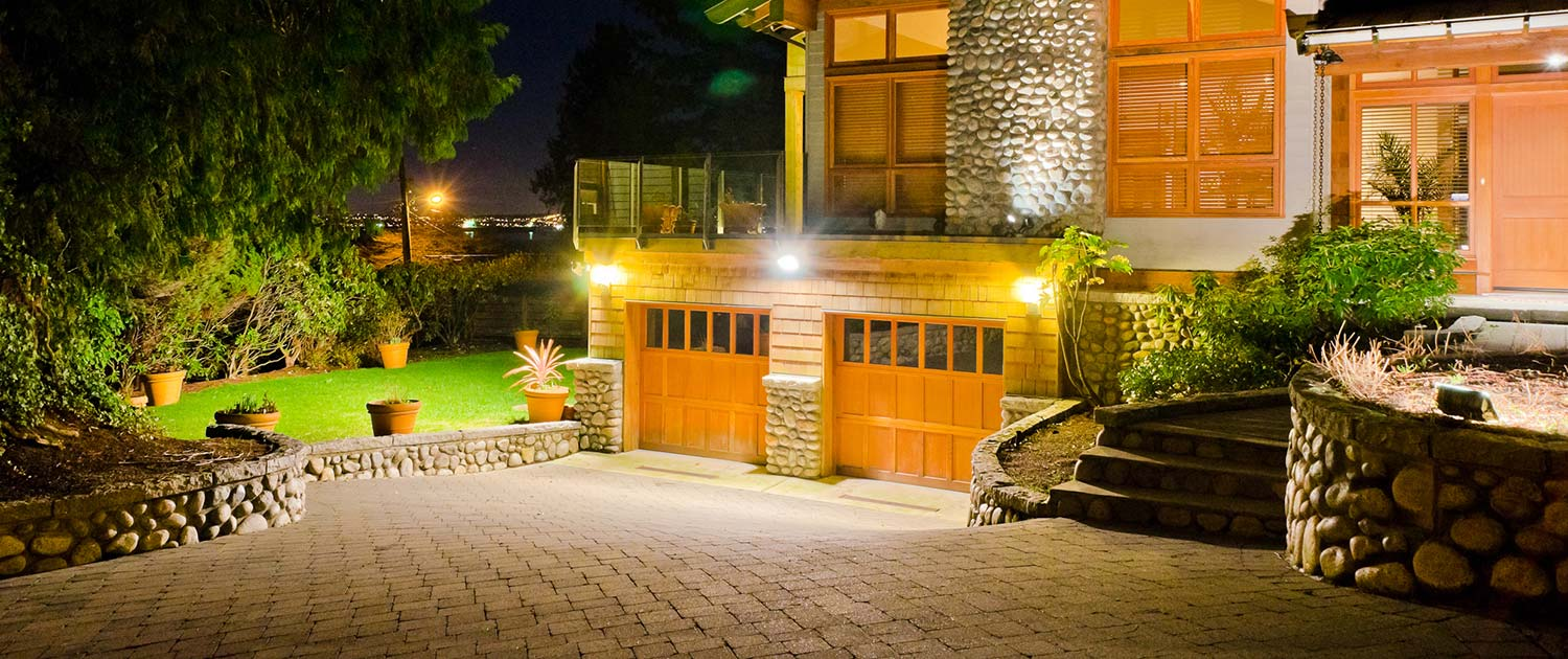 & Exterior Lighting in Forsyth County GA for a Safe Summer